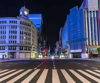 日本、ついにロックダウン