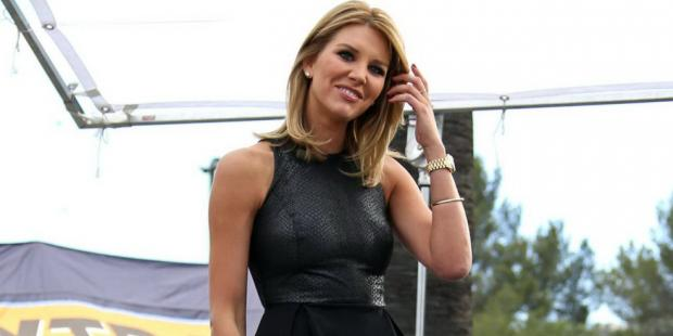 Charissa Thompson's photos were stolen earlier this year as well