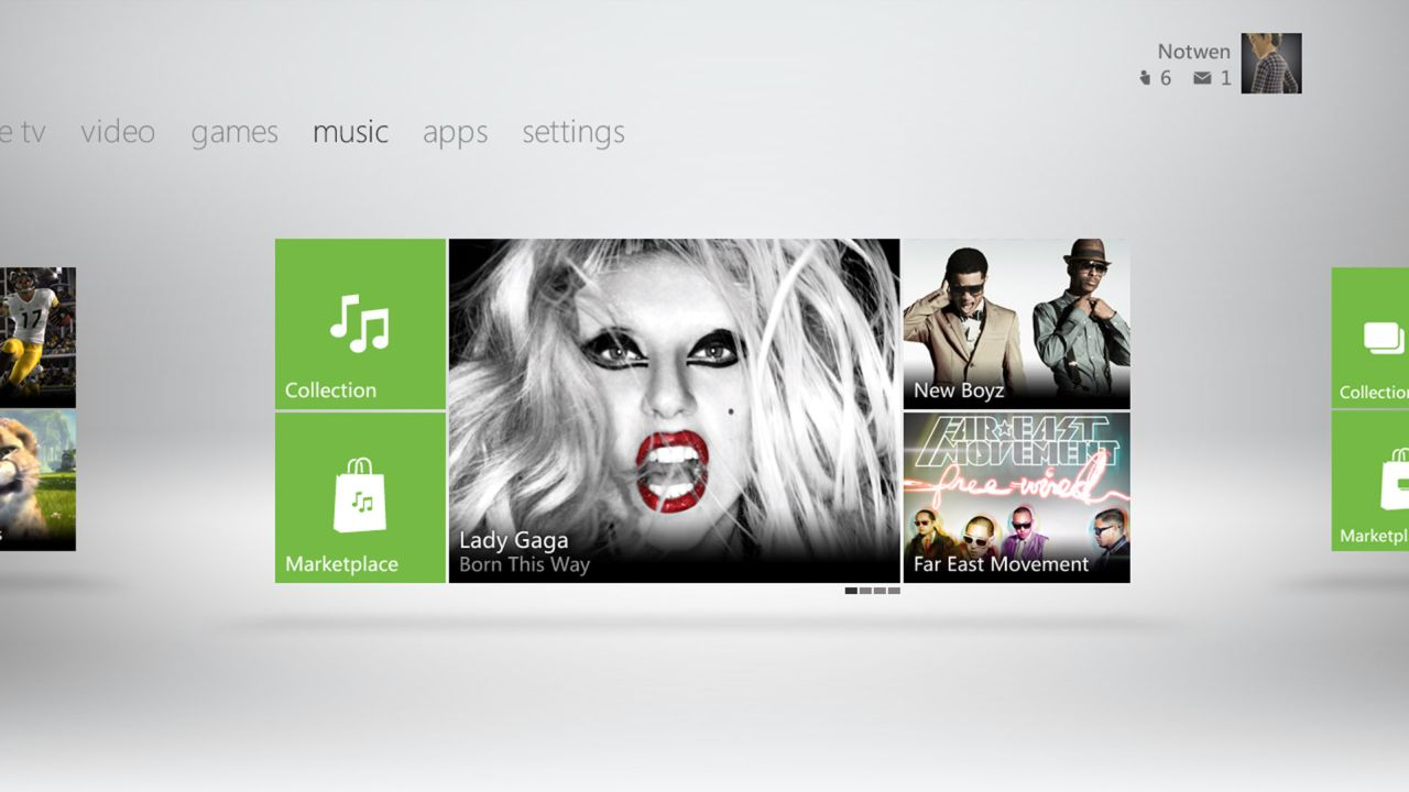E3 Xbox 360 Gets Tv Subscription New Dashboard
