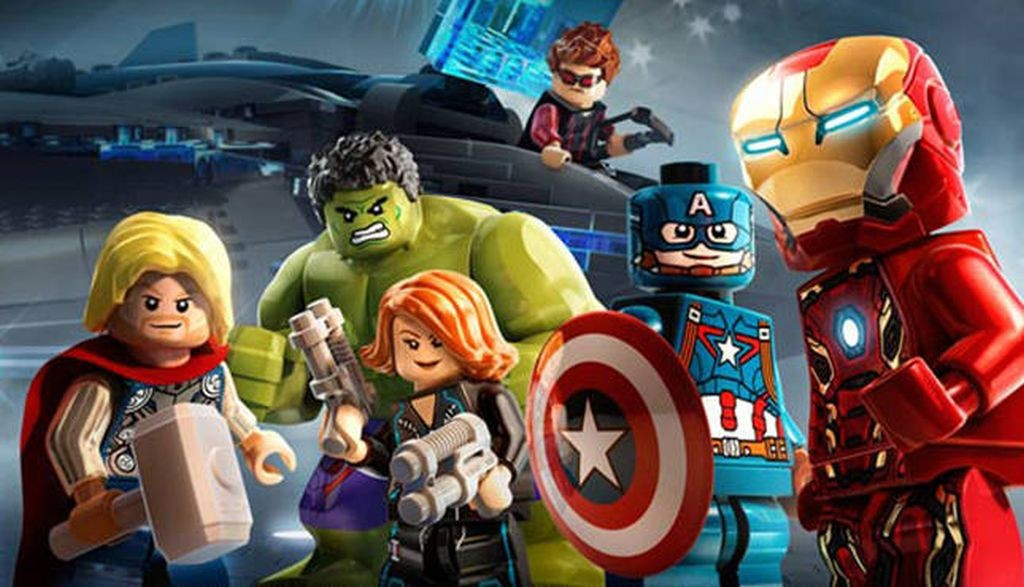 LEGO Avengers Trailer Shows Superhero Action  Holiday Season Launch Date LEGO Avengers look