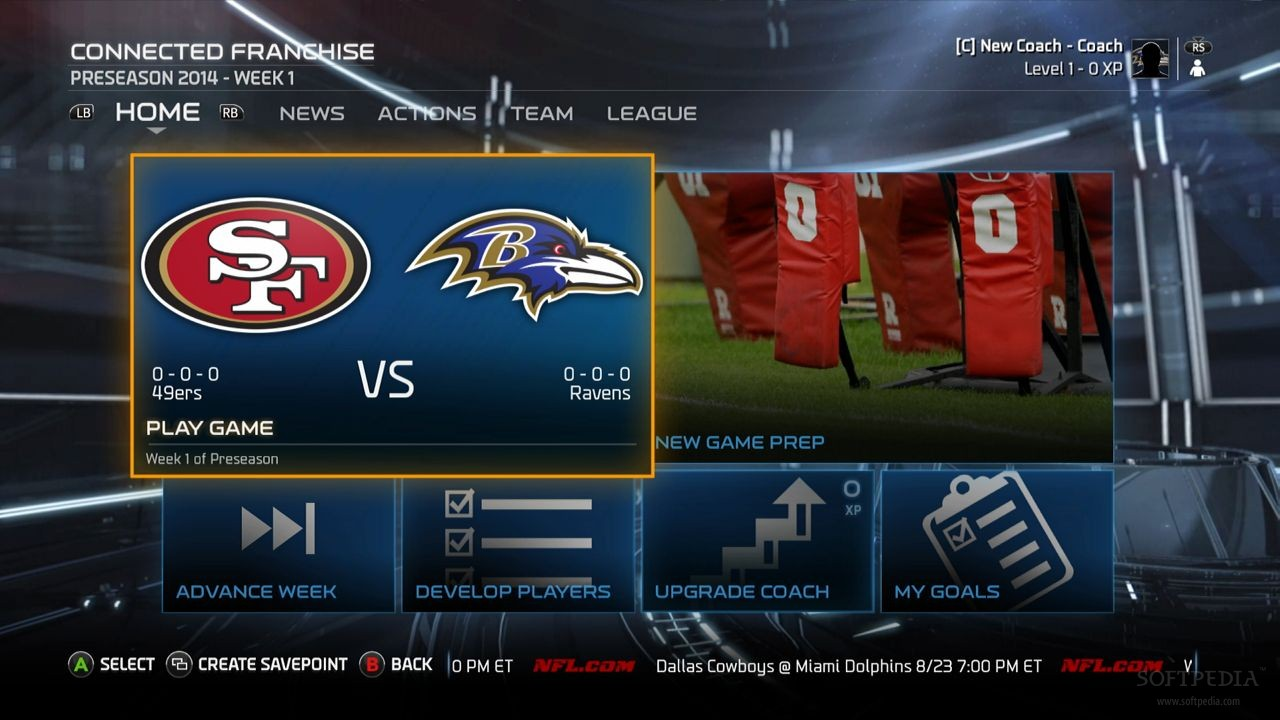 Madden NFL 15 Review Xbox One