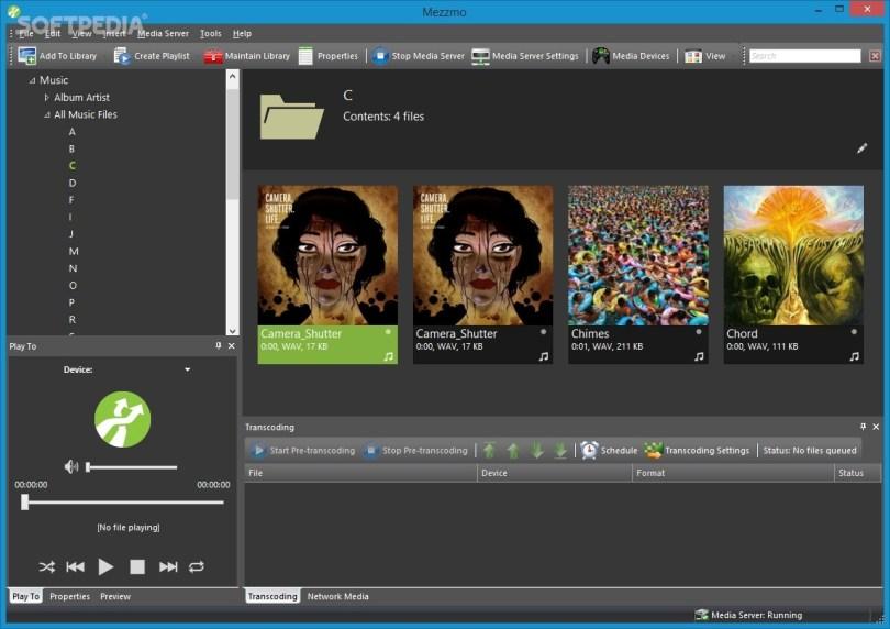 Mezzmo Review - Stream Media Files Across Multiple Computers