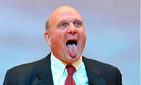 Steve Ballmer Sends His Last Letter to Company Employees ...