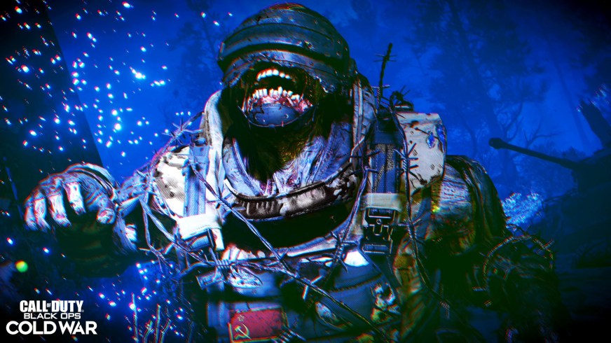 Activision Unveils Call of Duty: Black Ops Cold War Zombies
