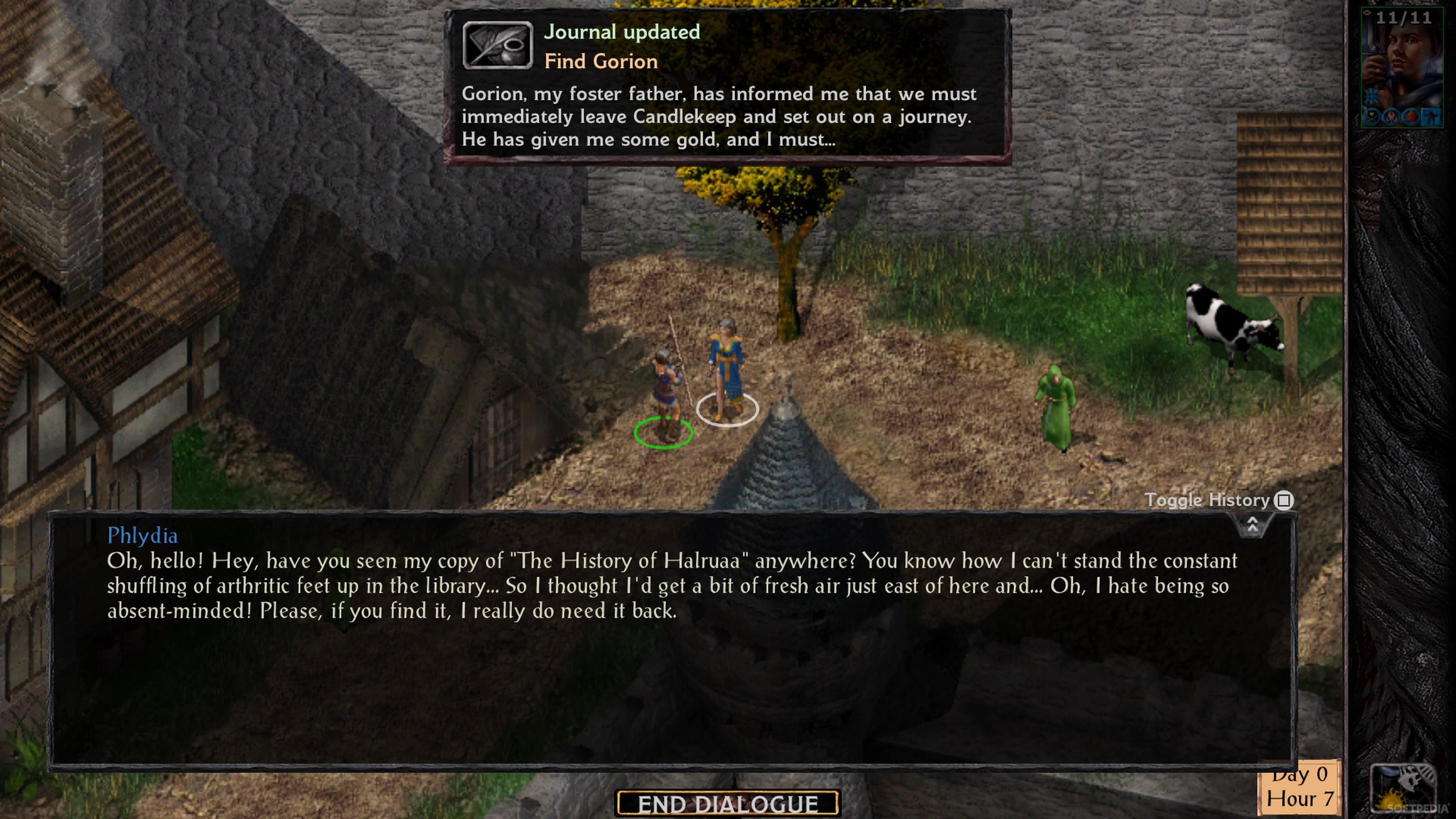 Baldur S Gate Icewind Dale Planescape Torment Enhanced Edition Review Ps4