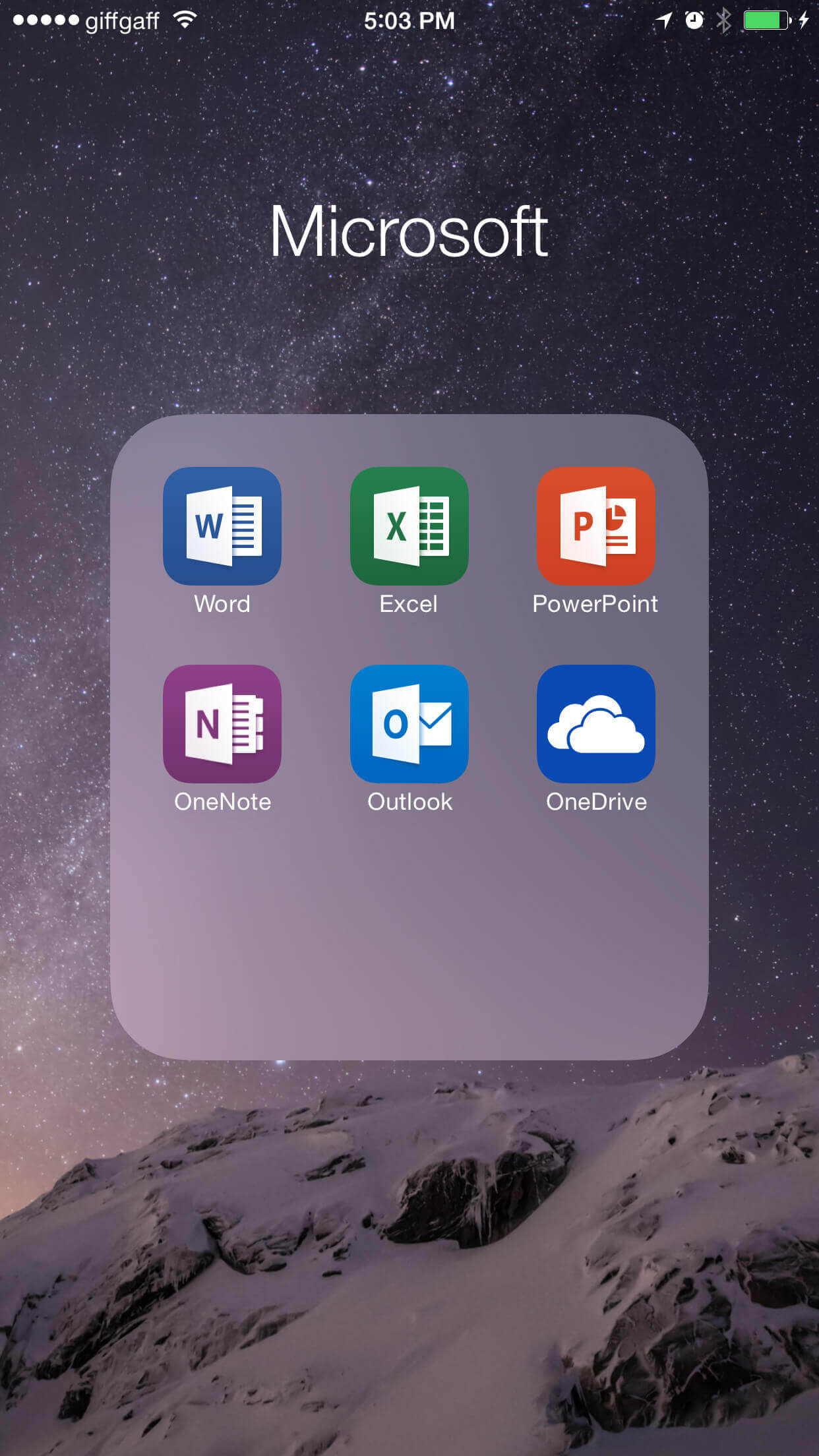 Microsoft Announces New Features Coming To Office For Iphone