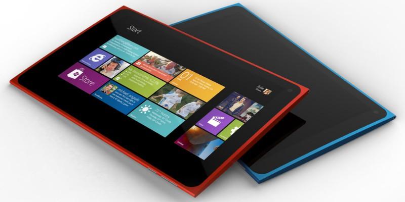 Загадочный Windows-планшет Nokia RX-114