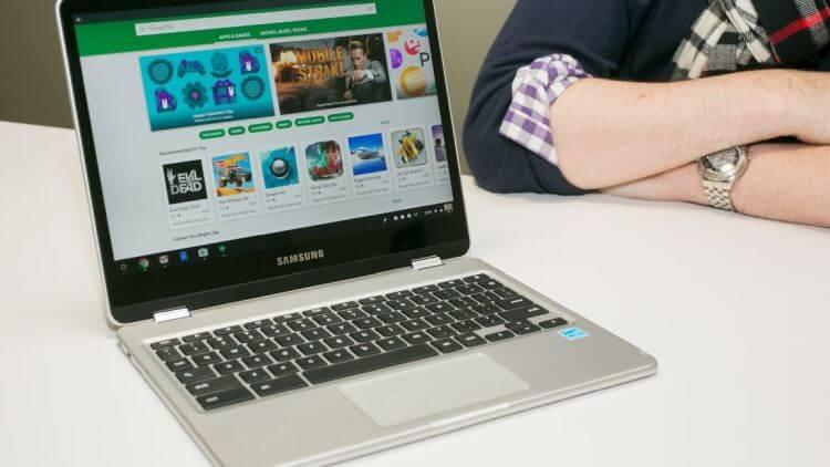 Как установить Linux-приложение на Chrome OS