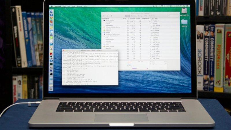 15-дюймовый MacBook Pro (Early 2013)