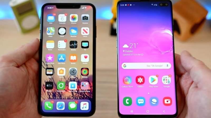 Samsung Galaxy S10 и iPhone XS Max временно продают за 100 рублей