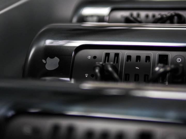 Цилиндрический Mac Pro из будущего (июнь 2013)