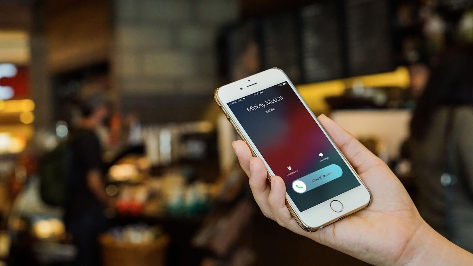 Яндекс выпустил определитель номера для iPhone