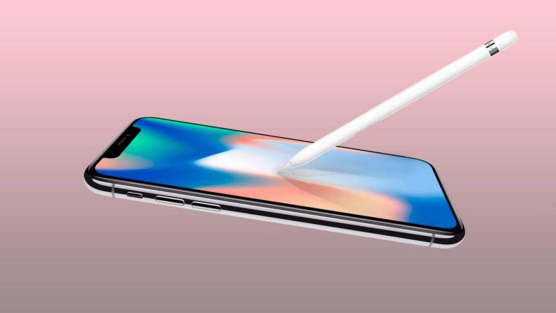 Apple запатентовала стилус для iPhone
