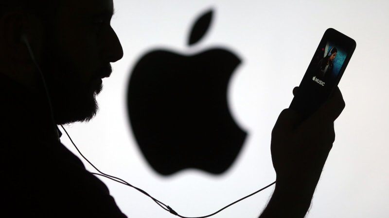 Как быстро найти текст песни, которая играет в Apple Music