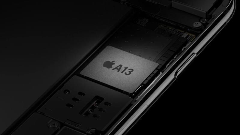 Производство процессоров Apple A13 уже началось