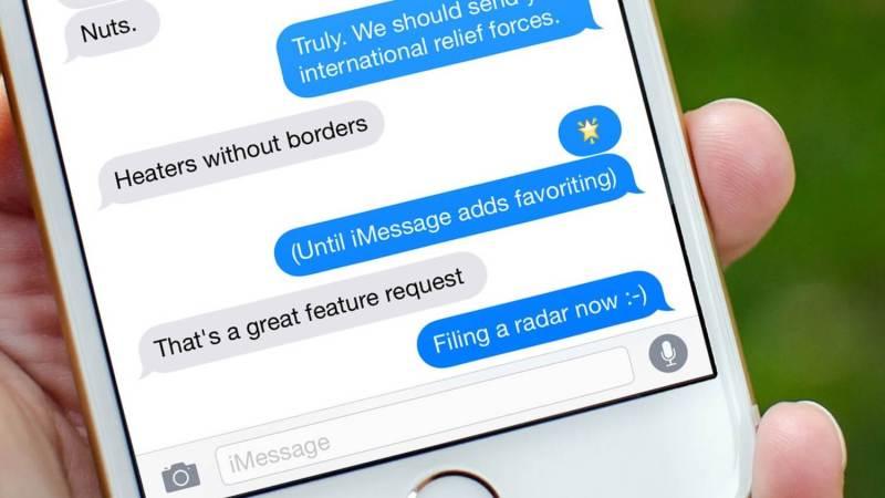 Apple рассказала, почему стоит пользоваться iMessage