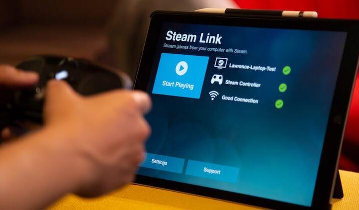 Как играть в игры из Steam на iPhone или iPad