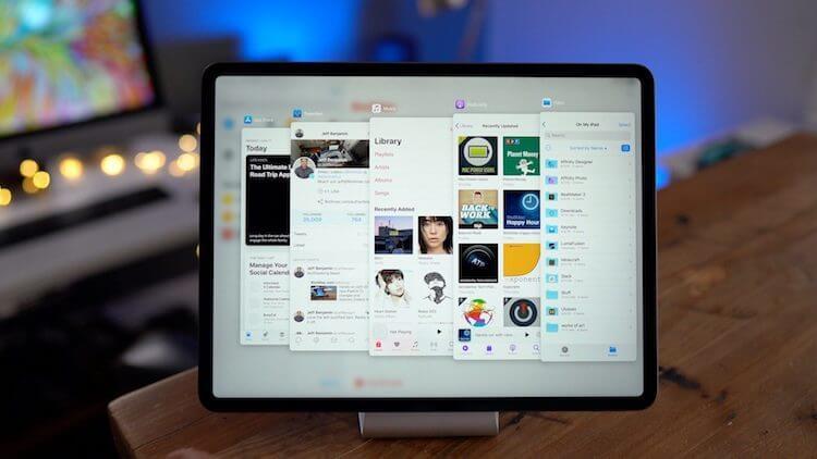 Apple зарегистрировала в России 5 новых iPad на iPadOS