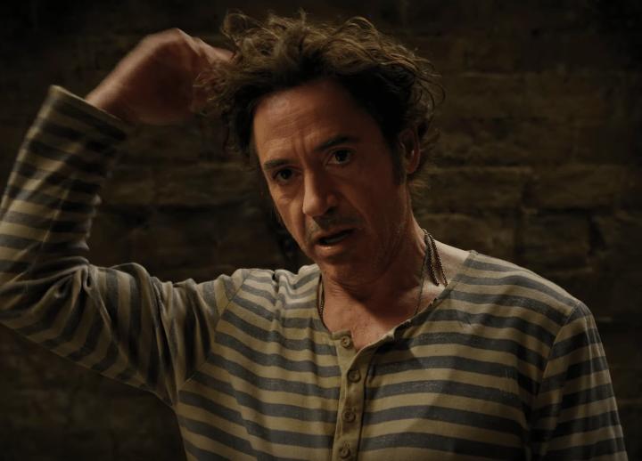 Роберт Дауни-младший разговаривает сживотными втрейлере фильма «Путешествие доктора Дулиттла»