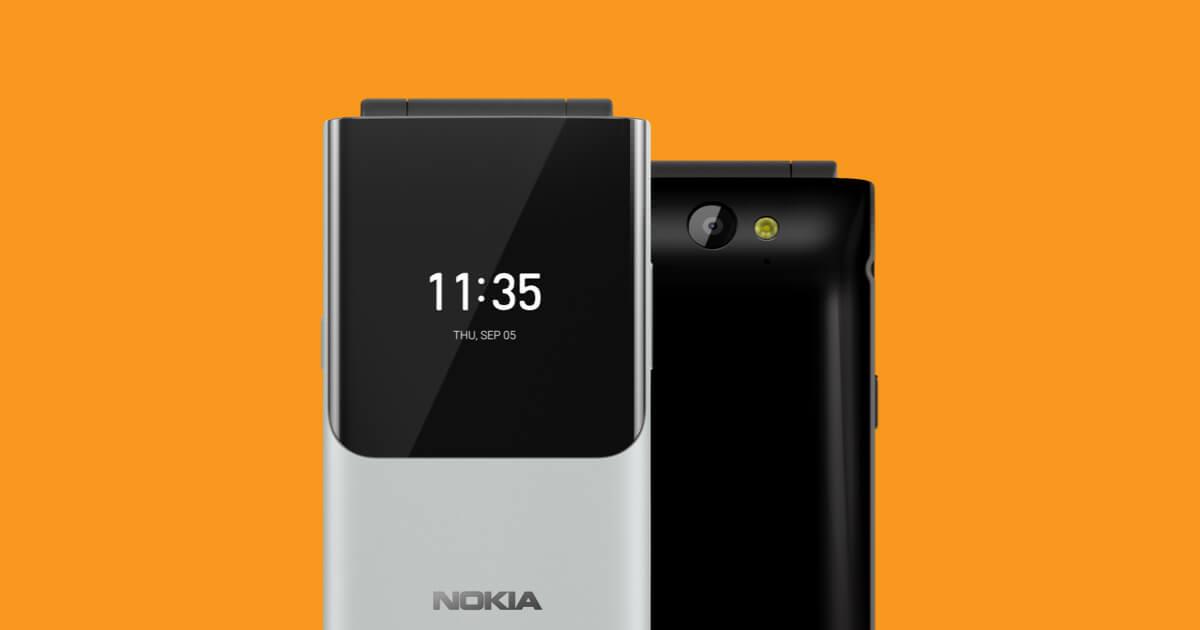 Nokia объединяется с Alcatel, чтобы выпускать раскладушки с поддержкой Google Ассистента