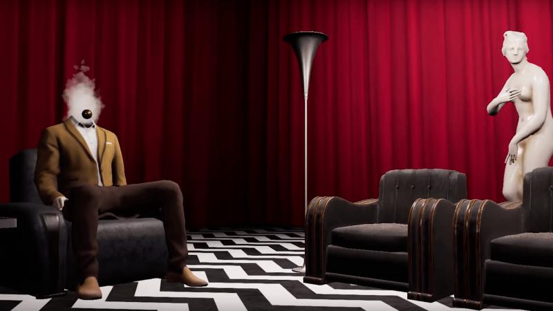 Черный Вигвам, белая лошадь, золотой шар: вышел трейлер VR-игры помотивам сериала «Твин Пикс»