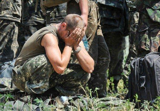 На Донбассе путинские наемники наплевали на режим прекращения огня, украинских бойцов осыпало выстрелами