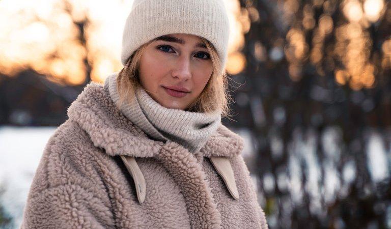 Как ухаживать за чувствительной кожей зимой?
