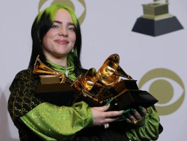 Украинская артистка получила «Грэмми»: и это не Настя Каменских