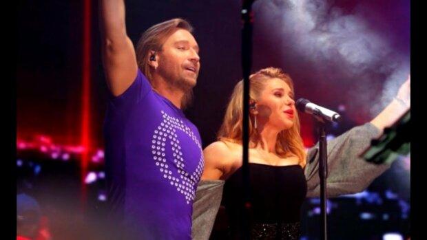 Жена Олега Винника вышла из тени артиста, чтобы спеть песни, которые он написал для нее