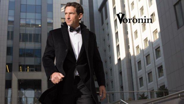 Михаил Воронин — легенда украинской моды
