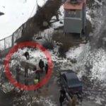 В Киеве семья пыталась похоронить родственника во дворе многоэтажки: «Вдова рыдала и просила не мешать»