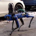 Как обезвредить робота-собаку Spot, если он на вас напал?