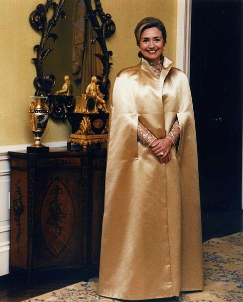 ヒラリー・クリントン 1992年