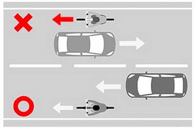 左走行ルール 画像