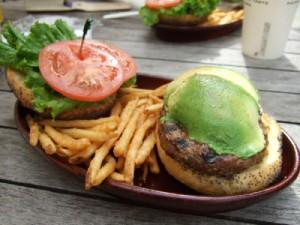 ハンバーガー 画像