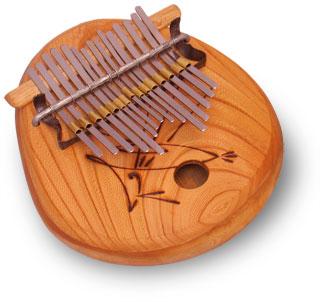 カリンバ 楽器