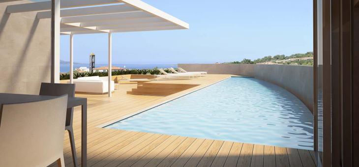 Nuovi appartamenti in vendita a Porto Rotondo: l'extra lusso di PortoRotondo78