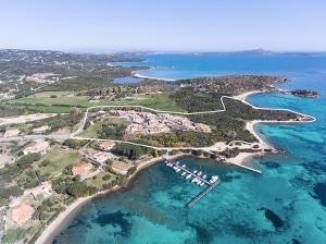 Borgo Harenae è un parco di 6 ettari sul mare