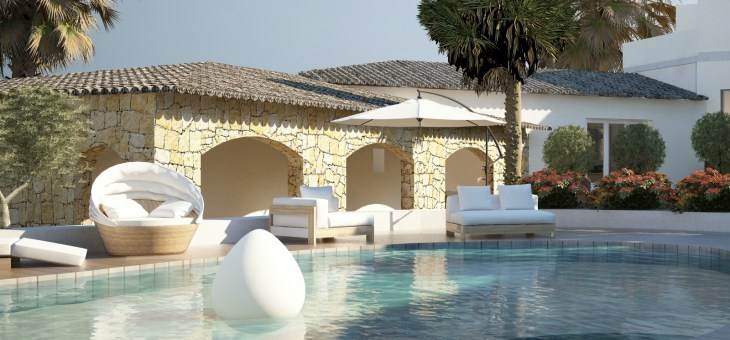 Ville in Costa Smeralda di lusso? Il top è Borgo Harenae – Elite Villas & Exclusive Suites