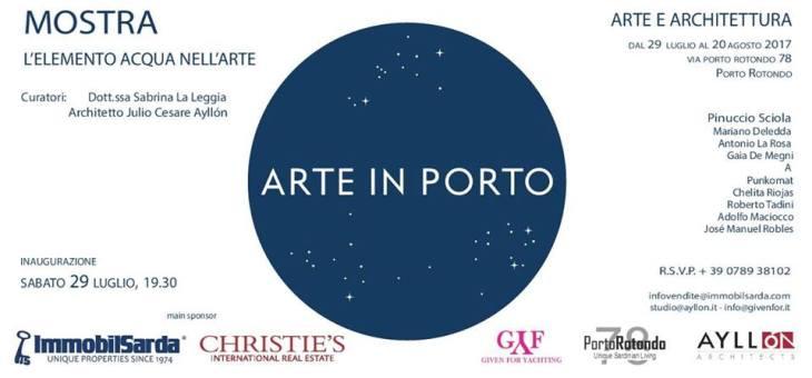 ImmobilSarda Presenta Arte in Porto