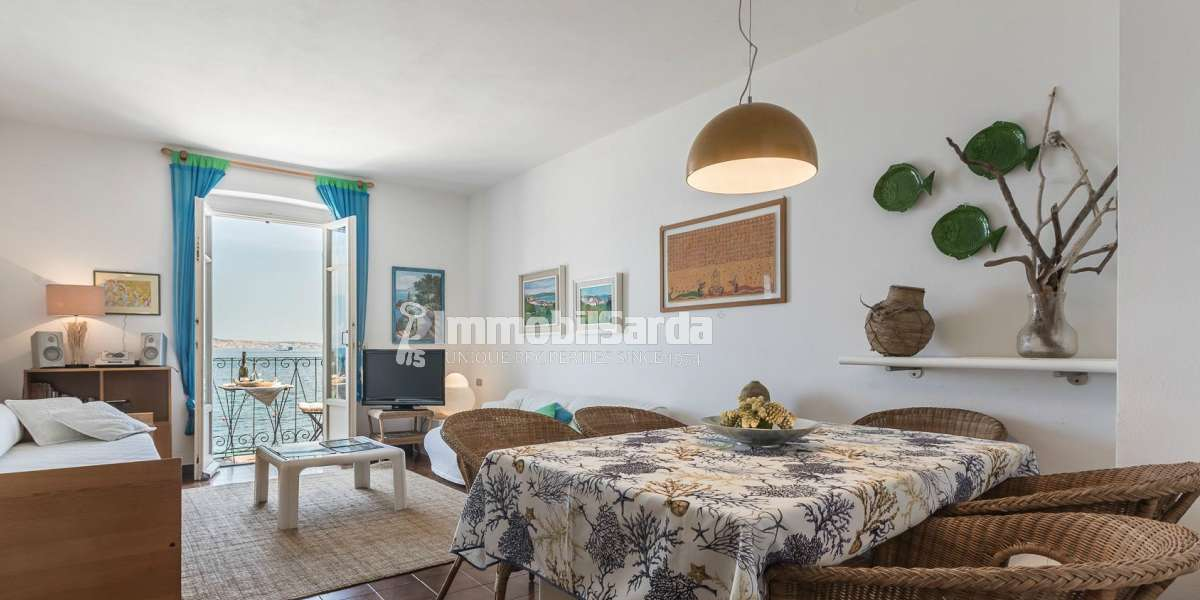 Immobilsarda: appartamento in vendita a Palau