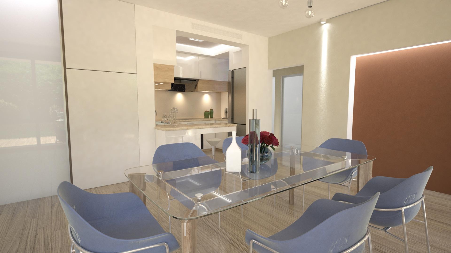 Sala + Cucina
