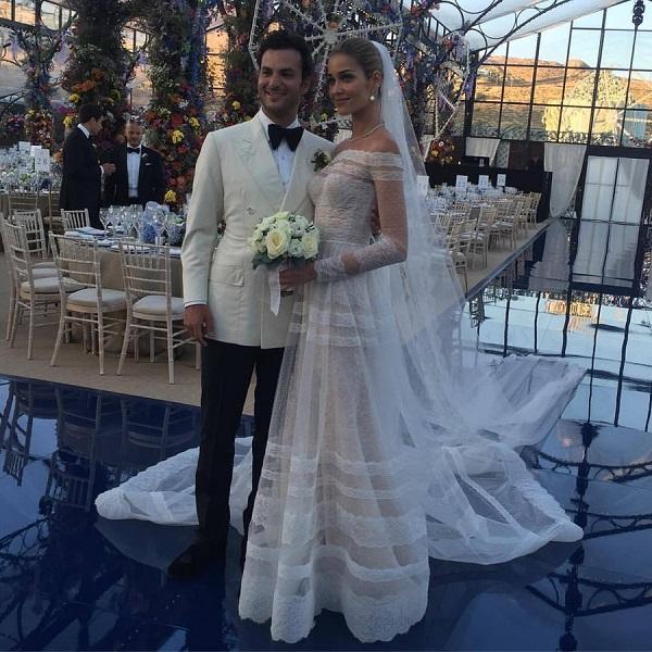 svad'by znamenitostey Ana Beatris Barros i Karim El' Saiti