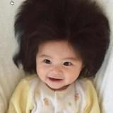 ニュース!爆毛赤ちゃんは、なぜ毛が多い?その原因は?