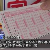 ロト7 LOTO7 高知チャンスセンター