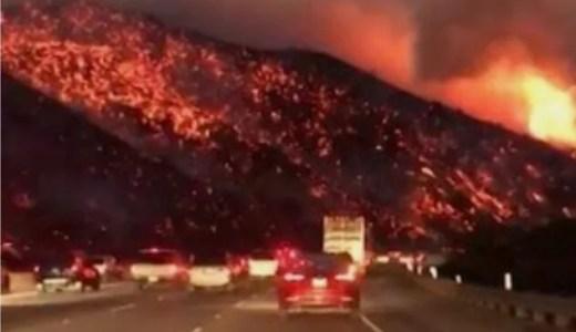 画像・動画あり。韓国束草市(ソクチョ)で火災が今日発生。原因は何故?