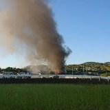 長崎県大村市立福寺町で火災が発生