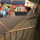 千葉県市川市 本八幡駅で飛び降り