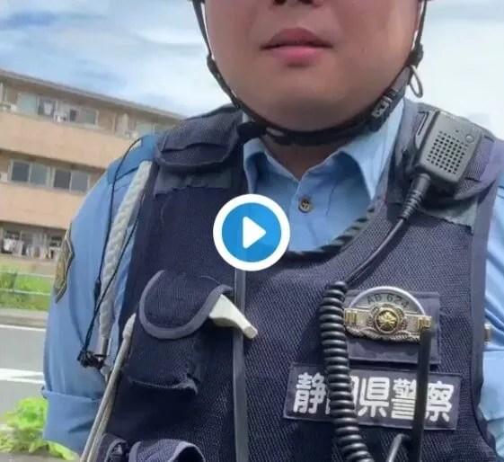 静岡県警 運転手に暴言  あさチャン