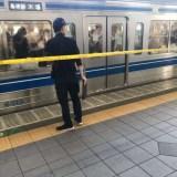 練馬駅 人身事故